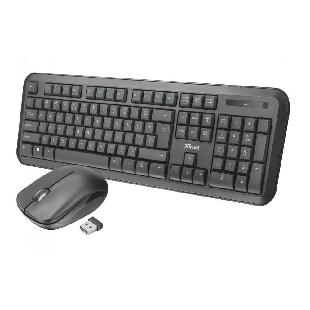 Trust Nova Wireless keyboard and mouse