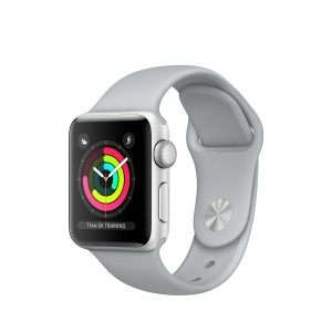 Apple Watch Series 3 38MM Silver Refurbished