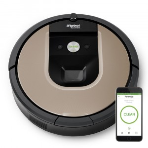 iRobot Roomba 966 Vakuumroboter Refurbished