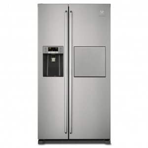 Electrolux EAL6142BOX 1,770M A+ Inox NoFrost Side by Side Refurbished