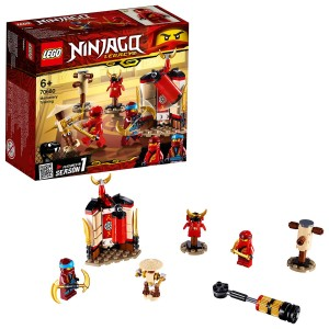 LEGO Ninjago - Training...