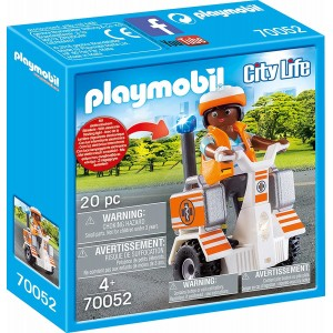70052 PLAYMOBIL® Stadt Life Balance Roller Rescue