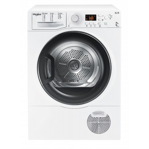 Whirlpool WTD 950B BK EU 9KG B condensation White Front Load Dryer