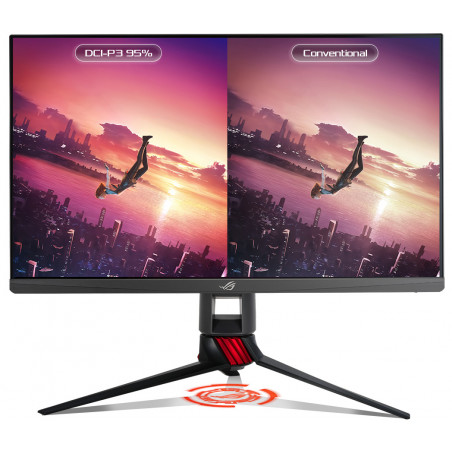 Asus ROG Strix XG279Q 27 LED IPS WQHD 170Hz HDR G-Sync (Dust on Screen and without cable DisplayPort) Refurbished