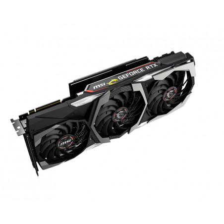 MSI GeForce RTX 2080Ti Gaming X Trio 11GB GDDR6 (Additional support missing Generic Packaging) Refurbished