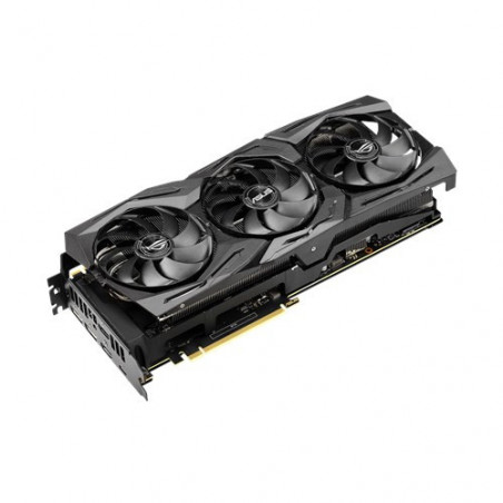 Asus ROG Strix RTX GeForce Ti 2080 OC Edition Graphics Card 11GB GDDR6 Refurbished
